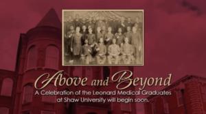 aboveandBeyond-Leanard Medical School-medical-Center